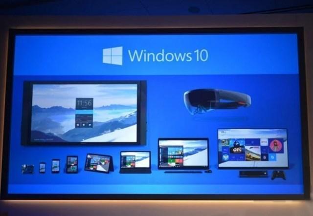 Windows 10 launch_universal apps