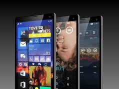 Windows phone 10 UI concept