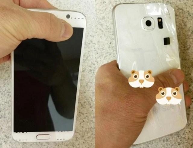Samsung Galaxy s6 leaks