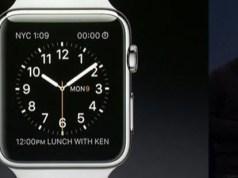 Apple watch intro