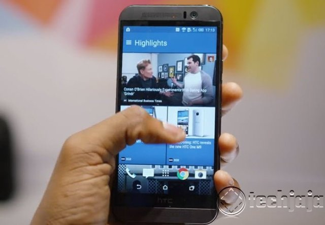 HTC One M9_UI