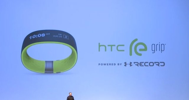HTC re-grip