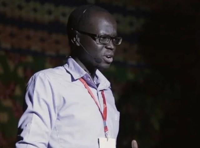 TedX kampala_ Solomon King