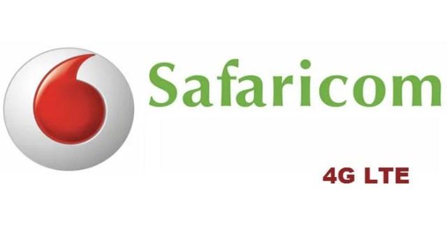 safaricom lte