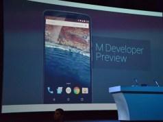 Android M google IO 2015