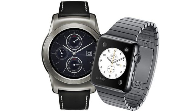 Apple watch Vs LG watch urbane