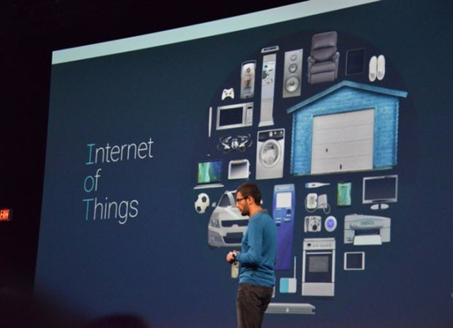 IoT at IO 2015