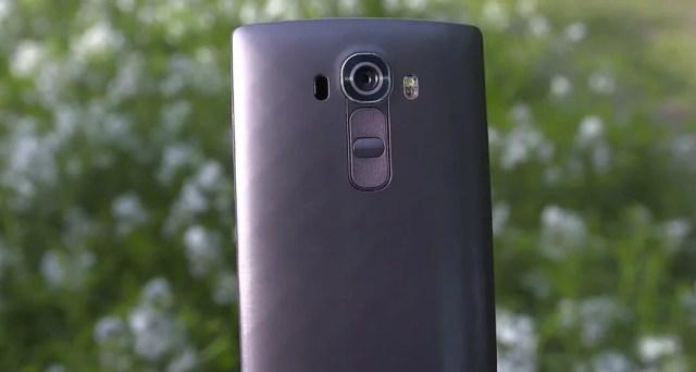LG G4 review Camera