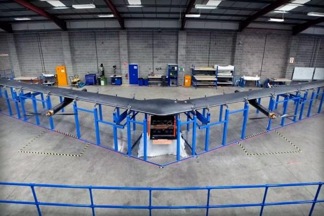 Facebook Aquila drone