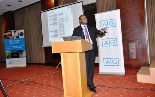 AIG cyber insurance