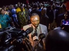 Akon lighint Africa