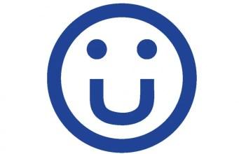 UTL smiley White