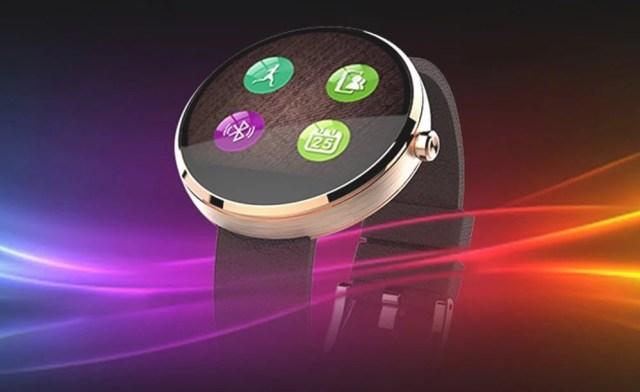 DW360 MTK2502 Smart Watch