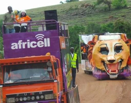Africell Uganda king of the bundles tour