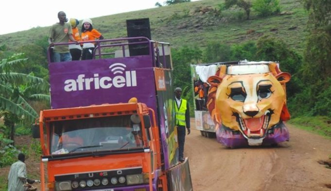 Africell Uganda king of the bundles tour