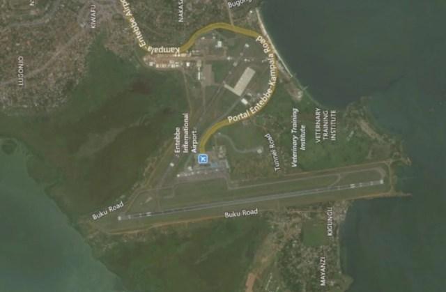 Entebbe Internationa Airport 2015