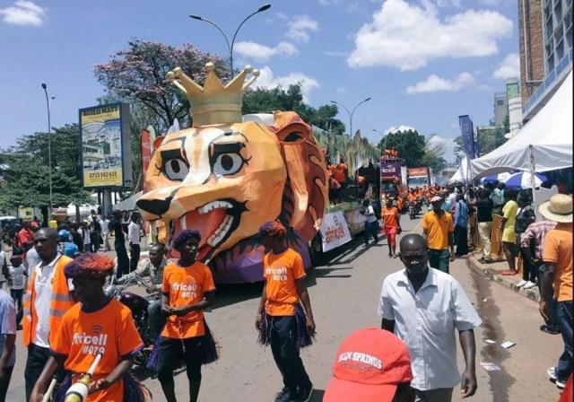 Kampala City Carnival 2015_2