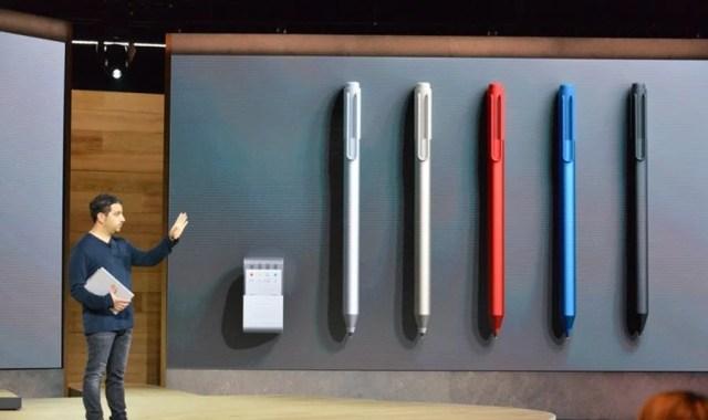 Surface Pro 4 pens