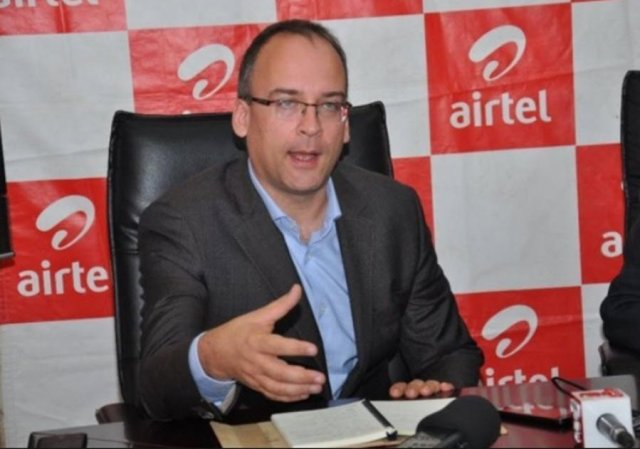 Tom Gutjahr the Airtel Uganda