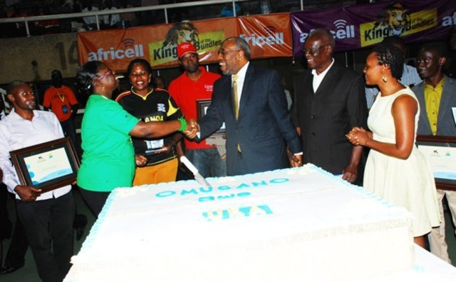 URA and Africell award tax payers