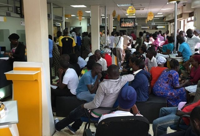 SIM card regustration at MTN service centers
