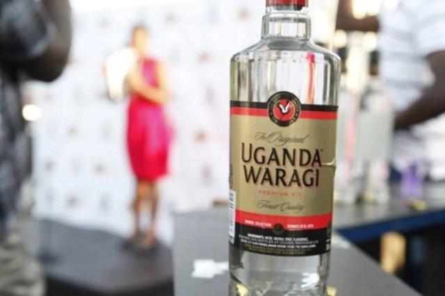 waragi of uganda