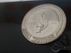 Kiira EV design logo