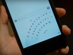 Microsoft keyboard for the iphone