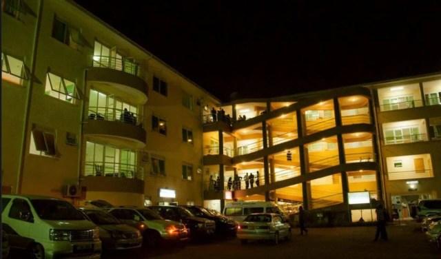 Nakasero Hospital