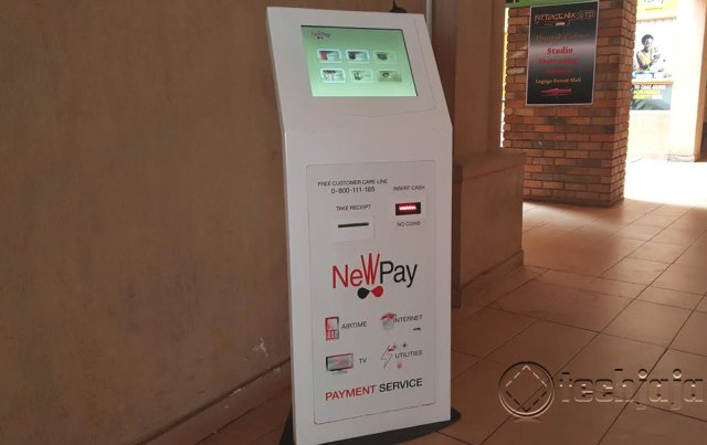 Newpay Uganda ATM