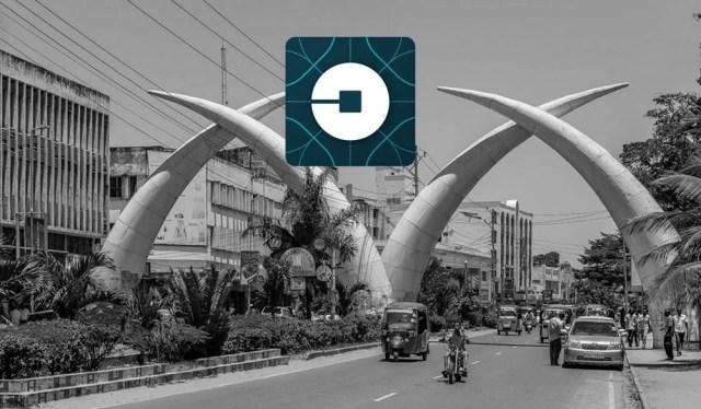 Uber in Mombasa