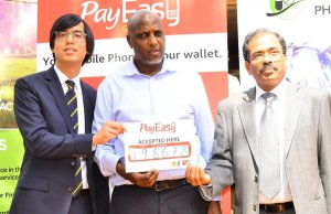DTB launches payeasy