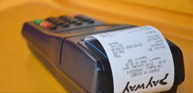 Payway POS machine