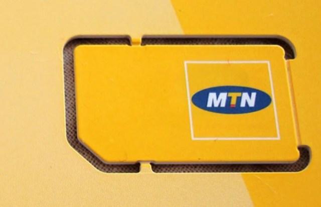 MTN 4G LTE SIM