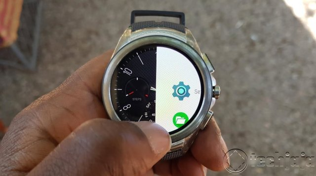 LG Watch Urbane_ Android Wear 1