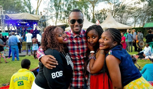 Blankets and Wines Uganda Roke Telkom1