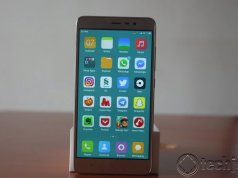 RedMi Note 3 phone
