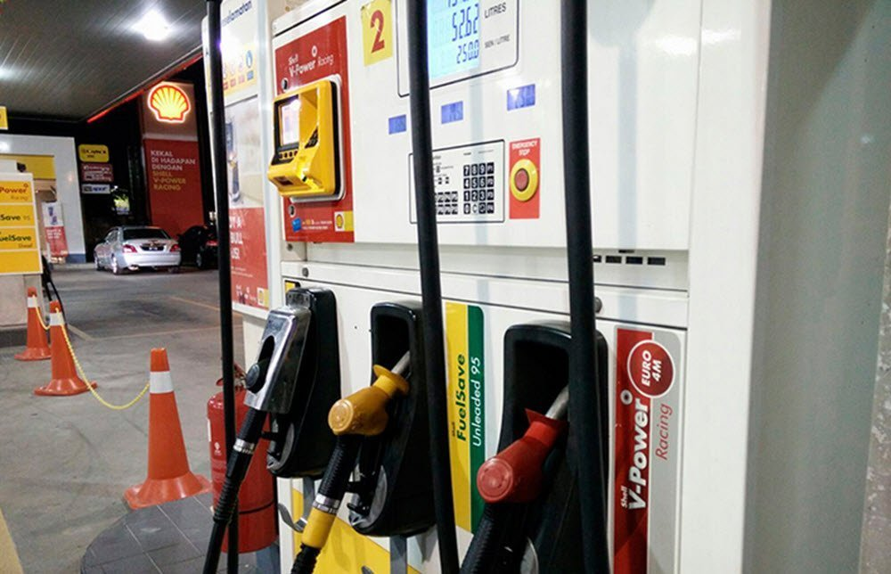 So what's the difference between Shell's V-Power and Fuel