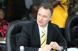 Wim Vanhelleputte CEO MTN Uganda