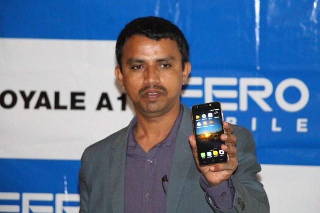 Fero Mobile Launch