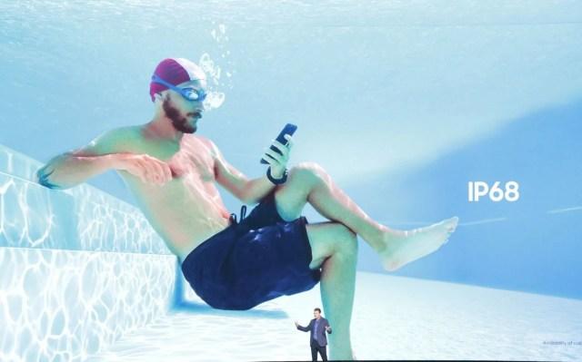 Galaxy S8 _Waterproof
