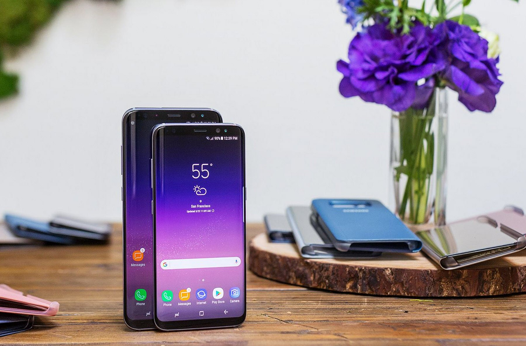 The Samsung Galaxy S8 and S8+ are finally here: Check out pricing