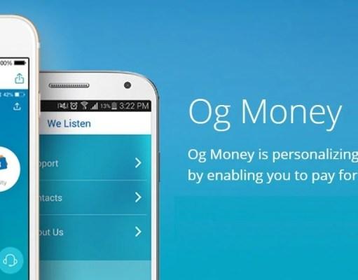 Og Money rebrand