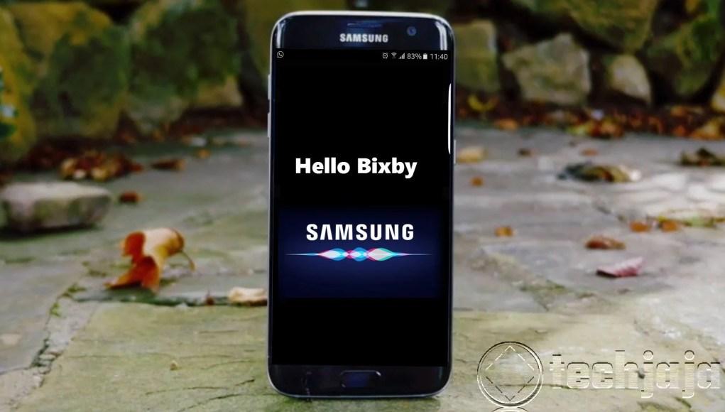 Samsung's Bixby