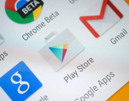google play store app