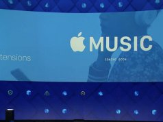 Apple Music in Messenger
