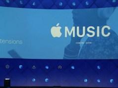 Apple Music in Messenger