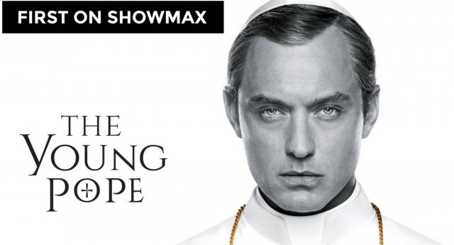 The Young Pope on Showmax