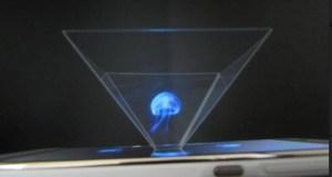 Phone Hologram
