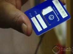 SIM card UTL
